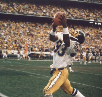 The acrobatic John Jefferson was Lynn Swann 3.0