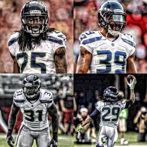 The Legion of Boom leads one of the best defenses in NFL history.