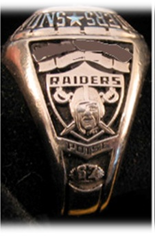 Silver & Black...#1 in the AFL West