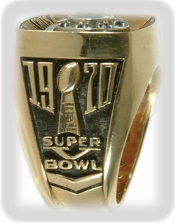 Super Bowl V was the first NFL championship game not played on natural grass.