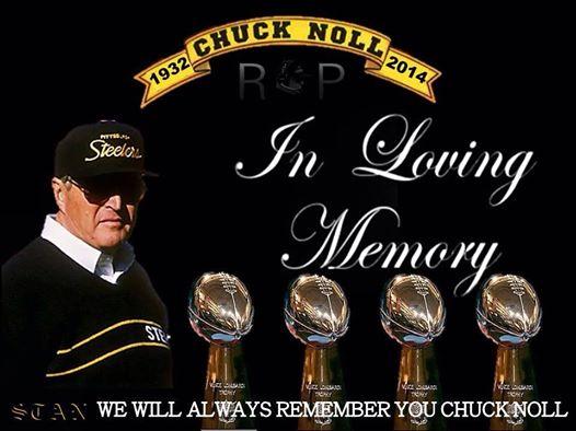 RIP Coach Noll