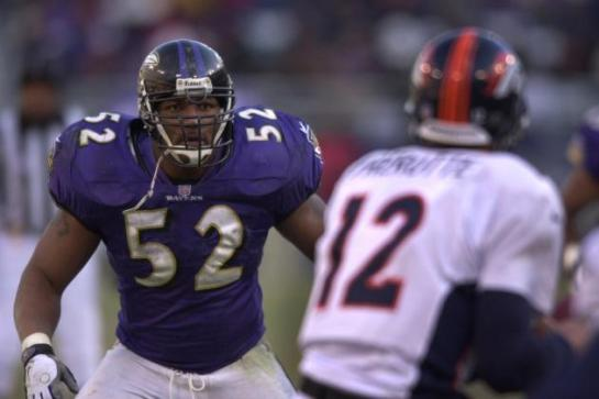 Ray Lewis' greatest season was the 2000 campaign.
