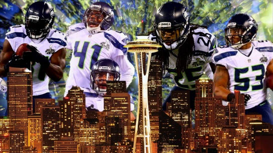The Legion of Boom reigns supreme after 2013.