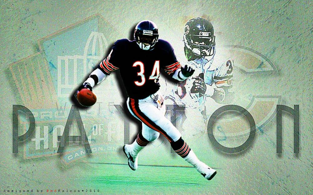 Happy Belated Birthday Walter Payton (1/2)