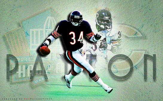"The legendary ""Sweetness"""