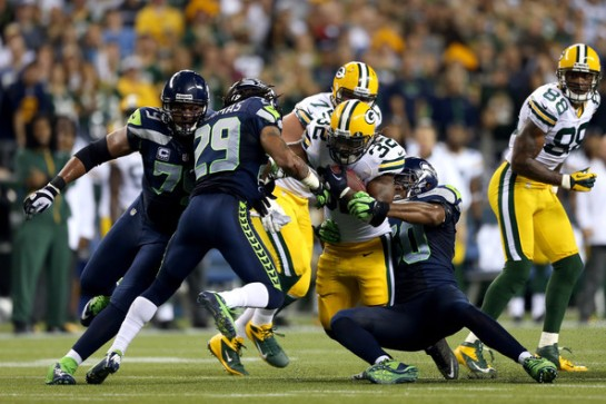 Can Green Bay crack the Seattle defense on the road?