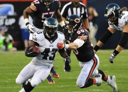 Sproles has been the sparkplug behindthe Eagles 2-0 start.
