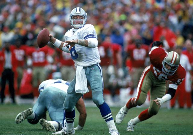 77849981a95 1990's San Francisco 49ers v. Dallas Cowboys: Cowboys Perspective ...