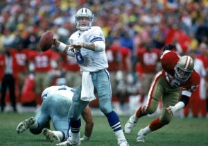 Troy Aikman came of age in the 1992 NFC Championship Game.