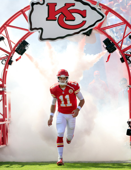 Alex Smith goes back to San Fran to take on the 49ers