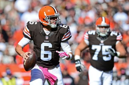 Brian Hoyer has put the debate over who should start at QB to rest.
