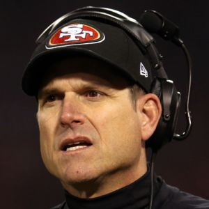 Is Harbaugh going to make it in San Francisco past this year??