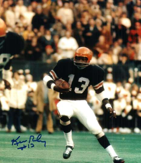 Riley was a geat cornerback for Cincy.