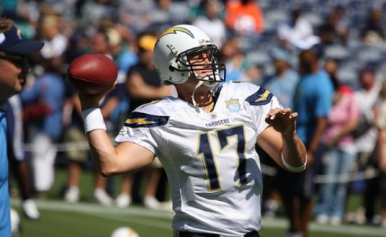 Phillip Rivers is the early season MVP of the league.