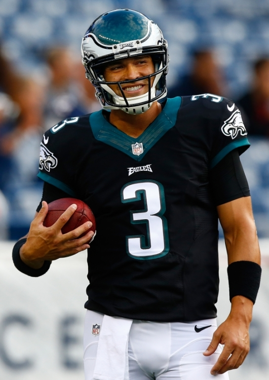 Mark Sanchez could be the Eagles key to victory.