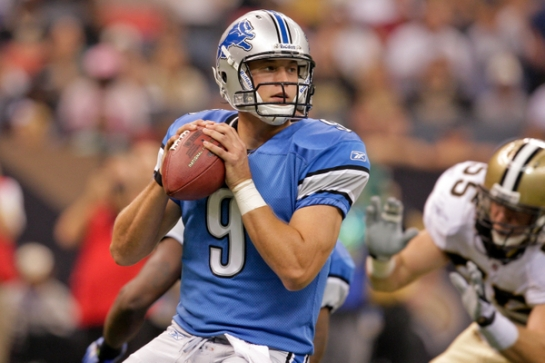 NFL: SEP 13 Lions at Saints