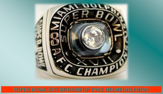 Nfl Runner Up Rings