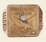 1949 NFL Championship Ring