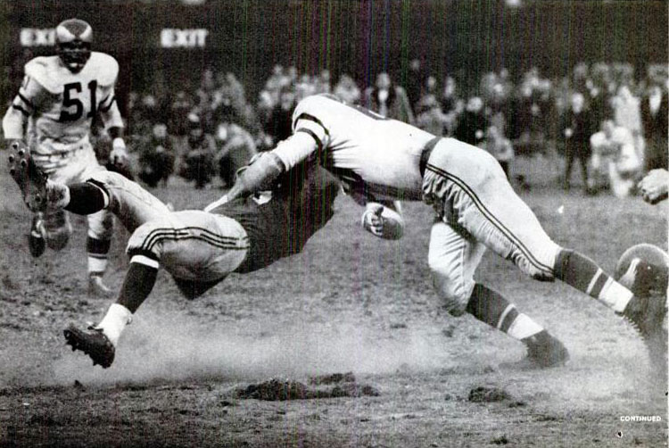 The Soul Of The Game: RIP Chuck Bednarik (1/4)