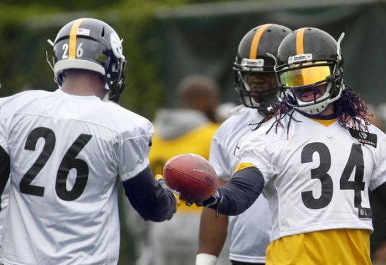 Bell and Williams will power the Steelers in 2015.