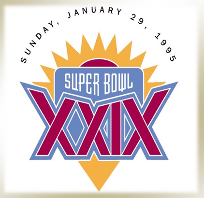 SUPER BOWL XXIX RUNNER UP 1994 SAN DIEGO CHARGERS (3/3)