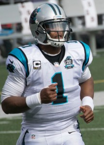This is Newton's chance to shine in the playoffs.