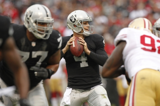 Carr will lead Oakland to the playoffs in 2016.