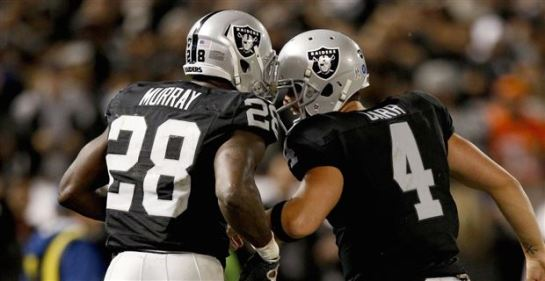 Carr & Murray are poised to race to Super Bowl LII.