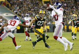 Wildcard Weekend: New York Giants @ Green Bay Packers