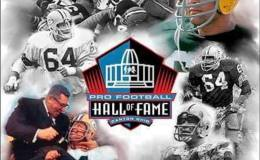 Jerry Kramer, Alicia, The Chancellor & A Hall of Fame Trip