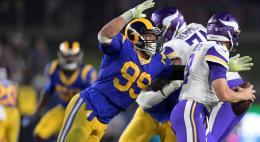 The 2018 Taylor Blitz Times Defensive Player of the Year Preview: Aaron Donald