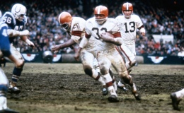 1964 NFL Champion Cleveland Browns: Gary Collins Surprise MVP