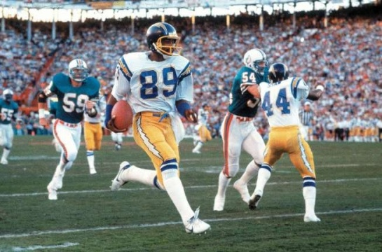 4cdf40ae The Epic In Miami: San Diego 41 Miami 38 1981 AFC Divisional Playoff