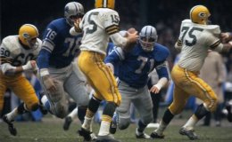 On Any Given Sunday: The Lions Historic Upset of Green Bay in 1962