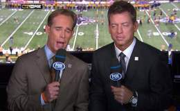 Enough With Joe Buck & Troy Aikman Announcing All These Games